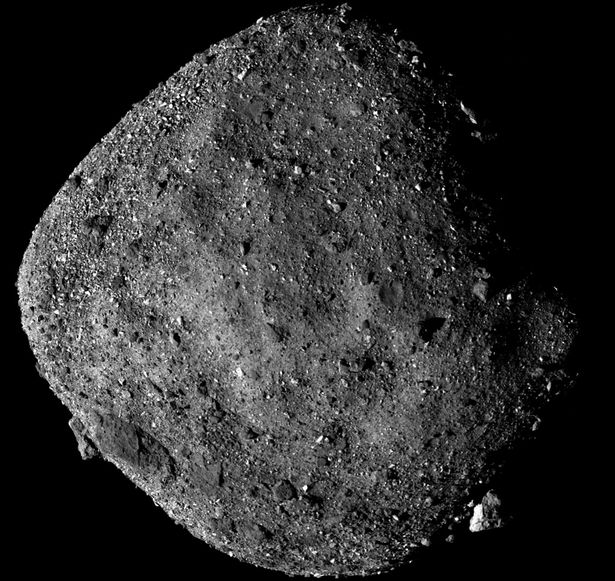 NASA tracking giant asteroid heading for Earth's orbit