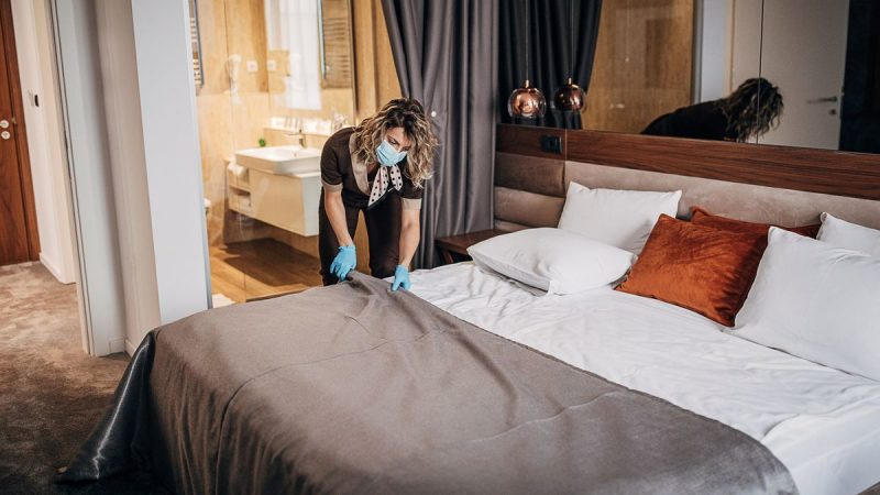 Confessions of a cleaner – including how often hotel staff really change bedsheets