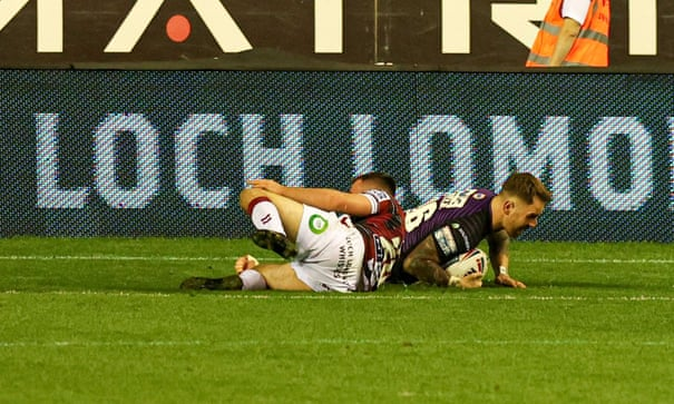 Wigan draw first home league blank for 30 years in limp defeat to Leeds Rhinos