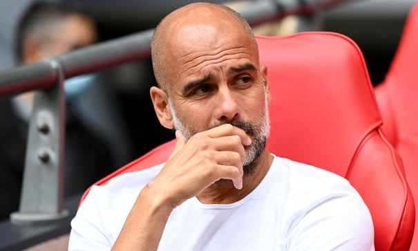Pep Guardiola reveals plans to leave Man City in 2023 for a national team